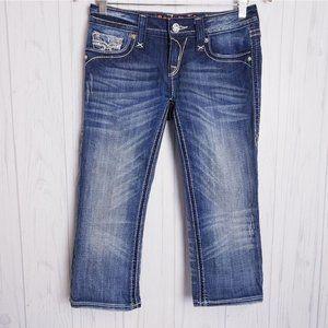 Rock Revival Sara Capri Jeans Style RJ8266P9